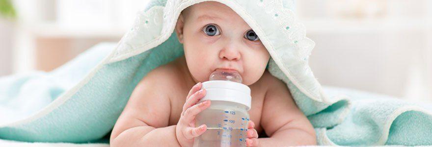 Critères de choix de l'eau à consommer pour la maman et le bébé