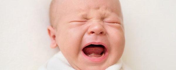 bébé est constipé