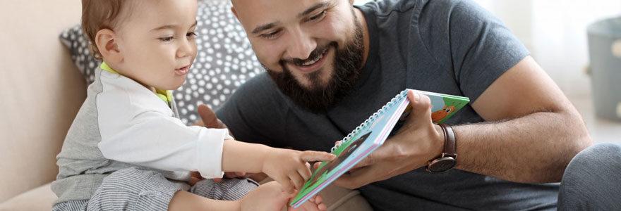 Livre personnalisé bébé